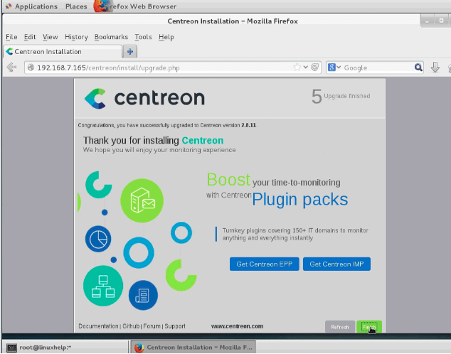 How to install Centreon on CentOS 7 - Tutorials and How To