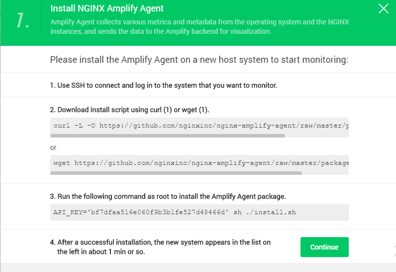 Monitor NGINX with Amplify - Tutorials and How To