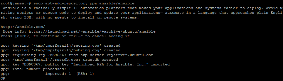 How to install Ansible on Ubuntu 18 04 - Tutorials and How