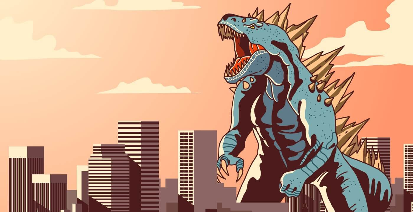 It's not just natural disasters (or Godzilla attacks)