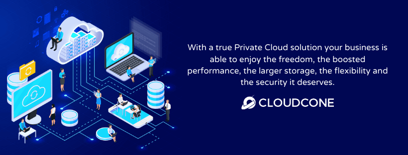True private cloud